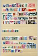 Brasil & Colombia One man's collection Mint Never Hinged  LOOK