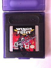 Wings of Fury GameBoy