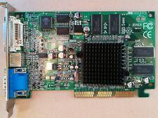 Scheda Video ATI Radeon 7000  Ver1.0  RV6S  AGP DVI VGA  S-Video