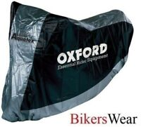 Oxford Aquatex - Motorbike Motorcycle Cover Size L Large - OF926L