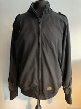 G Star Raw | Men's Denim GS.3301 Coat | Black | Size Med/Large | Great Condition