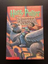 Harry Potter And The Prisoner Of Azkaban Book Year 3