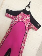 Junior Shorty  Wetsuit 10-12 Year Old  Marine 13 Wetsuit Clearance