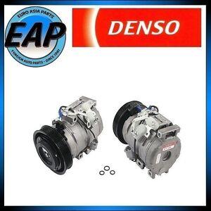 For Lexus ES300 RX300 RX330 3.0L V6 OEM Denso AC A/C Compressor NEW