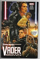 Star Wars: Vader Down - Marvel Graphic Novel - Softcover NM