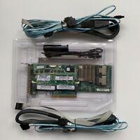 HP 631670-B21 633538-001 G8 Smart Array P420/1GB FBWC Controller 2PCS 8087 SATA