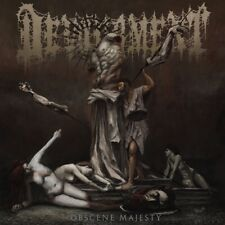 DEVOURMENT - Obscene Majesty Brodequin Sect Of Execration Guttural Secrete Vile