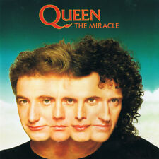 Queen - The Miracle / 2011 Remasters (CD Jewel Case)