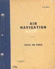 AIR NAVIGATION VOL. V MANUAL OF RADIO NAVIGATION AIDS - A.P. 1234E