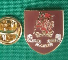 Duke of Wellington Regiment on Shield Lapel Pin badge in Pouch Gift Idea