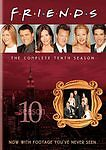 Friends - The Complete Tenth Season (DVD, 2010, 4-Disc Set) New Sealed