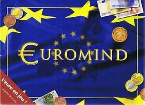 Jeu de société Euromind - L'euro en jeu - Neuf, juste déballé -