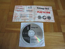 GUNG-HO Play To Win 1987 UK CD single extended version 80s