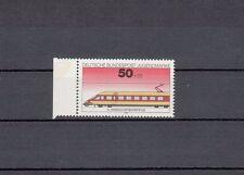BUND ABART 838 DD LOKOMOTIVEN 1975 DOPPELDRUCK ** ERROR !! DOUBLE PRINT !! a9003