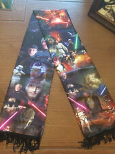 Movie Star Wars Luke Skywalker Muffler Cos Costume Shawl Quasten Schal Scarf