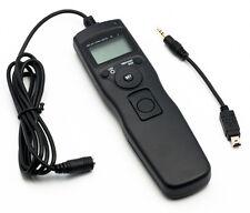 Timer lapse Remote Shutter Release Nikon D90 D5000 D5100 D5200 D3100 D3200 D7000