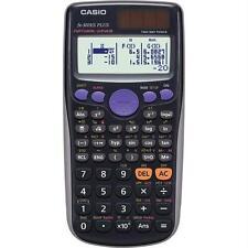 Casio FX-300ES Plus Scientific Calculator New Sealed Black Gray