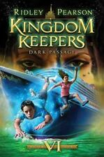 Kingdom Keepers book 6: Dark Passage - Ridley Pearson * Hardcover *