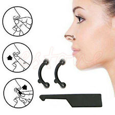 New 1 Set Nose Up Lifting Shaping Clip Clipper Shaper Beauty Tool 3Size No Pain