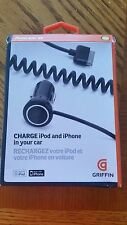 GRIFFIN CHARGE iPod and iPhone in your car