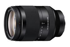 Sony SEL 24 mm - 240 mm F/3.5-6.3 FE OSS for Sony - Black