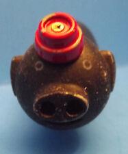 Vintage Rare Black Pig Metal Lighter (Butane)