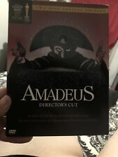 New ListingAmadeus - Directors Cut (Dvd, 2002, 2-Disc Set, Two-Disc Special Edition)
