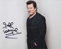 Jeff Wayne HAND SIGNED 8x10 Photo, Autograph The War of The Worlds (D)