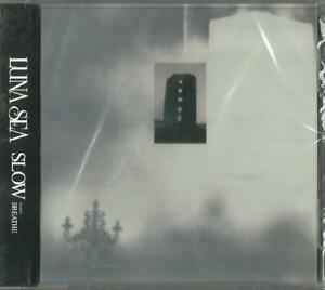LUNA SEA SLOWN BREATHE CD     NEUF EN BLISTER