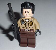 """T.V. #11-s1 Lego The Walking Dead """"Shane"""" Officer NEW Genuine Lego part Season 1"""