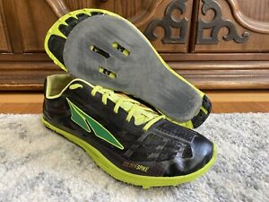 Altra Men's Golden Spike Concerted CYCLING Biking Shoe, Lime Black 8.5 M 10 Wo