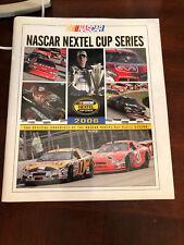 2006 Jimmie Johnson 1st Cup Champion NASCAR Series Season Book 1x Champ Lowes