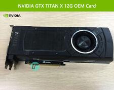 NVIDIA GTX TITAN X 12G DDR5 OEM Card
