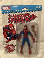 Marvel Legends the Amazing SPIDER-MAN Retro Card