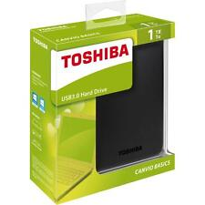 Toshiba 6.3cm 1TB USB3.0 Canvio Basics extern