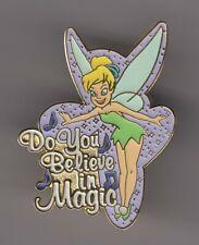 RARE PINS PIN'S .. DISNEY USA STORE FEE CLOCHETTE BELIEVE IN MAGIC  #59  ~19