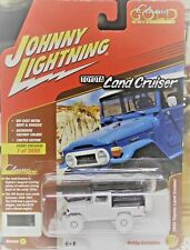 2017 WHITE LIGHTNING Special Edition 1980 TOYOTA LAND CRUISER Version A 1/36! WL