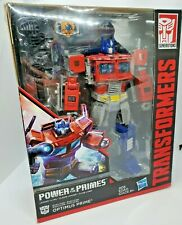Transformers Power of The Primes Optimus Prime Figure 100% Complete Generations