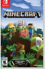 Nintendo Switch Minecraft Brand New!
