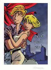 Ex libris Leo Loden - Carrère - 2004