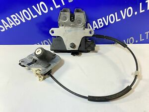 VOLVO S80 II AS Tailgate Lock 31440243 2008 11586246