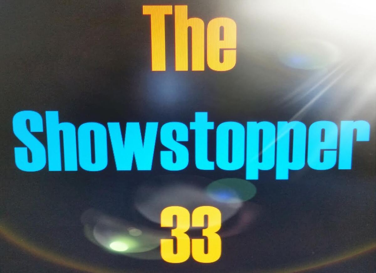 theshowstopper33