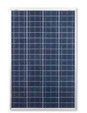 Solar Modul Polykristallin 100W ideal für 12V-Systeme Wohnmobil, Gartenhäuser