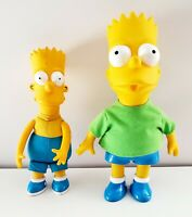 Vintage 1990 Mattel The Simpsons Really Rude Bart Doll #9203Lot
