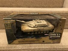 Unimax Forces of Valor 1:32 M1A1 Abrams, 24th Inf. Div., Kuwait 1991, No. 90005