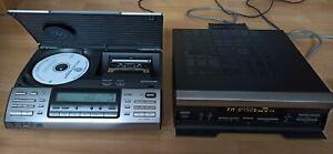 Onkyo Design Stereo Anlage TU-D1 und RU-D1 / 2 Hifi Bausteine