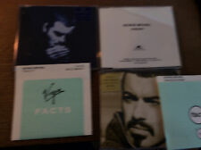 George Michael [3 CD Maxi]  Wheel E.P.  (Promo Sheet ) + Older + Freeek PROMO