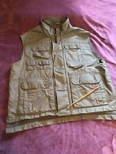 Vintage Timberland Weather Gear Vest, Men's Size Large
