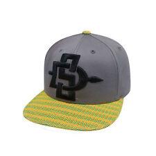 super popular d2764 3a794 San Diego State Aztecs NCAA 2 Fly Snapback Cap Hat Flatbill Brim SDSU  University