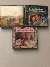 Lot of 12 Reader's Digest Mood Music CD's 3 Box Set- 4 CD's Each Easy Listening